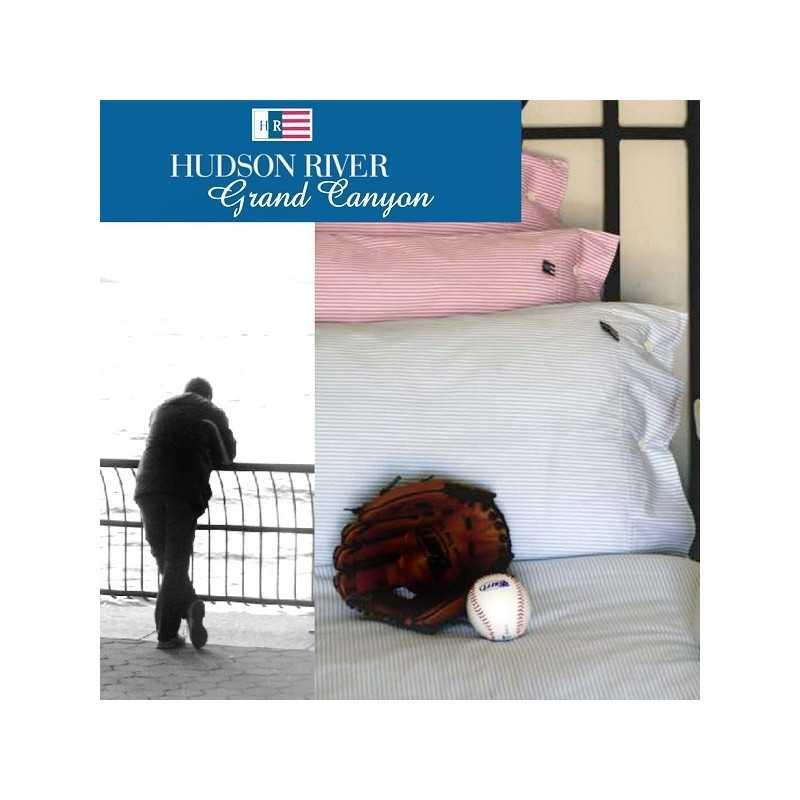 Juego de sábanas algodón 2pzs Grand Canyon Hudson River