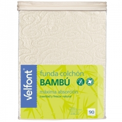 Funda colchón Velfont Bambú