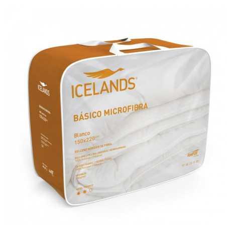 Relleno Nórdico Icelands Básico Microfibra
