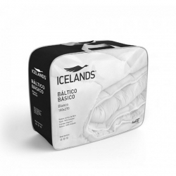 Relleno Nórdico Icelands Báltico Blanco
