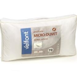 Almohada Micro-Duvet Velfont