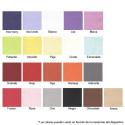 Copriletto largo especial reversible Básicos Textil Bages