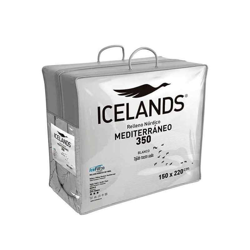 Relleno n rdico icelands mediterr neo 350 n rdico de fibra - Rellenos nordicos icelands ...