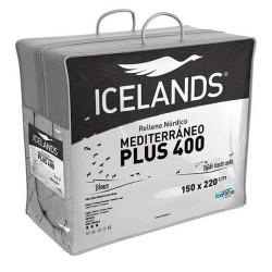 Relleno Nórdico Icelands Mediterráneo Plus 400