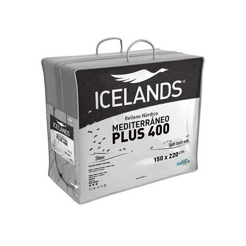 Relleno nórdico Icelands Mediterráneo Plus