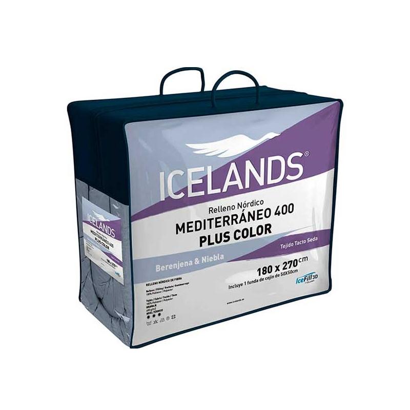 Relleno n rdico icelands mediterr neo plus color n rdico reversible - Rellenos nordicos icelands ...