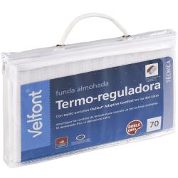 Funda Almohada Termo-reguladora Doble Cara Velfont