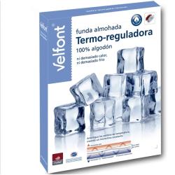 Funda Almohada Termo-reguladora Velfont