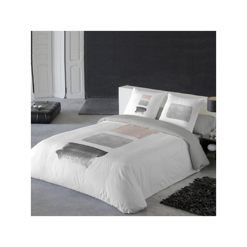 Funda n rdica tonos naturals n rdicos para cama - Naturals fundas nordicas ...