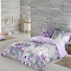 funda nordica brian lilac naturals