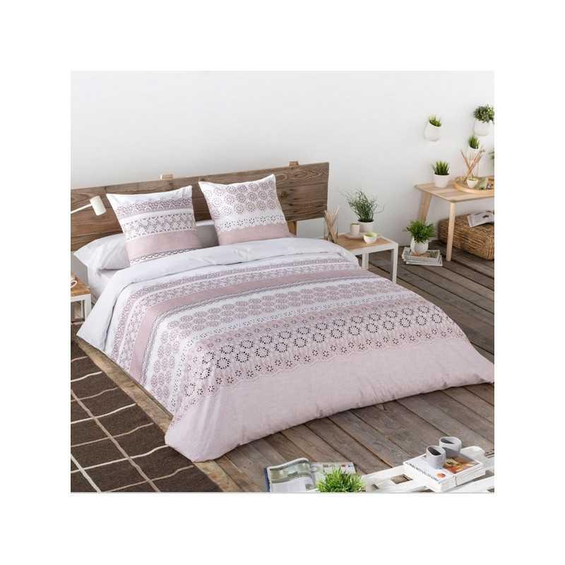 Funda n rdica 3 pzs vintage jvr n rdicos para vestir tu cama - Fundas para cama ...