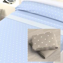 Juegos de sábanas Mol Textil As Burgas