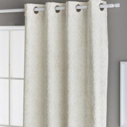 cortina antilo macarena beige