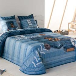 Colcha Jeans Jvr 120 gr