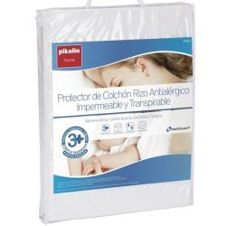 Protector Rizo Antialérgico Traspirable e Impermeable Pikolin