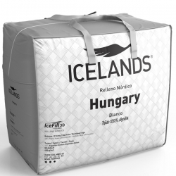 Relleno Nórdico Icelands Hungary