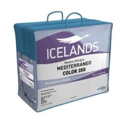Relleno nórdico Icelands Mediterráneo 350 color
