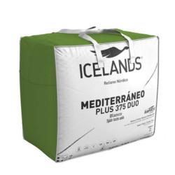 Relleno Nórdico Icelands Mediterráneo Duo 375