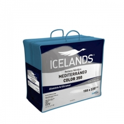 Relleno Nórdico Icelands Mediterráneo 350 Color