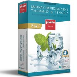 Protector colchón Termoregulador e Hiper-Transpirable Pikolin pp27