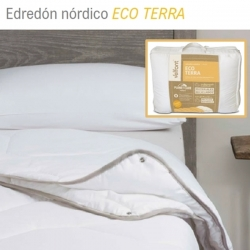 Edredón nórdico Velfont Eco Terra
