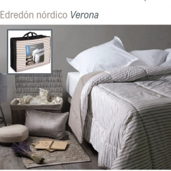 Edredón nórdico Velfont Verona