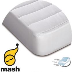Cubrecolchón Mash Alaiz algodon