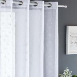 cortina antilo fundeco tailor blanco