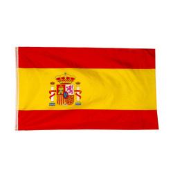 Bandera de España para balcón
