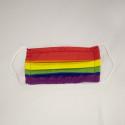 Mascarilla Gay higiénica, reutilizables UNE 0065. Pride mask