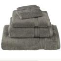 Toallas 100% algodón 700 gr Supima Risart ceniza