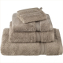 Toallas 100% algodón 700 gr Supima Risart tierra