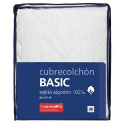 Cubrecolchón 500150 Basic Impermeable