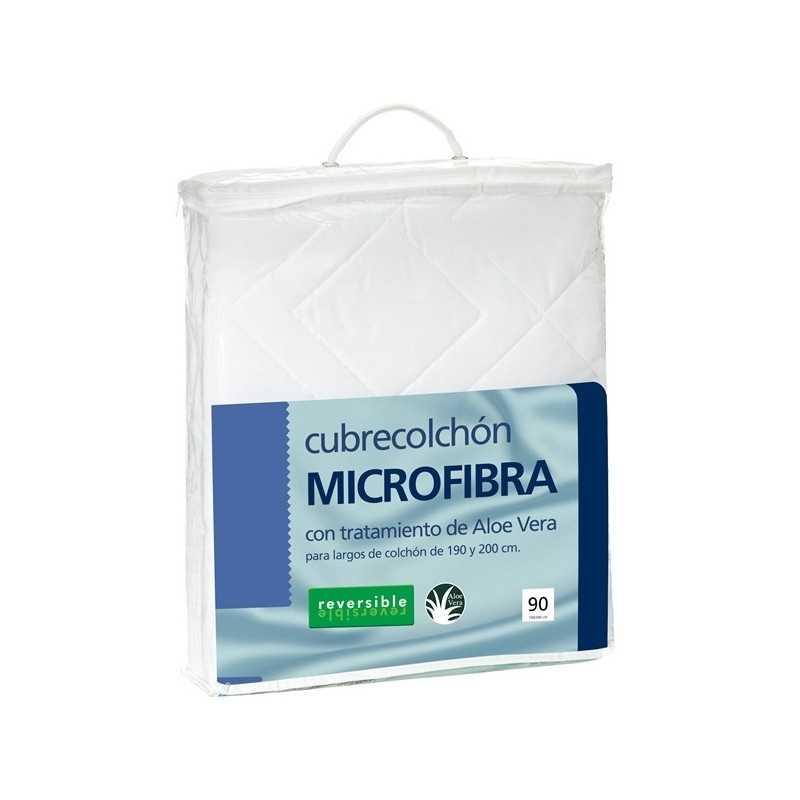 Cubrecolchón 525166 Microfibra Reversible