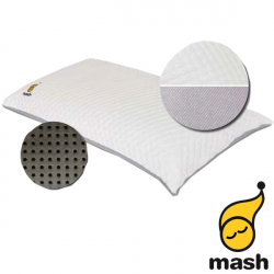 almohada mash visco latex
