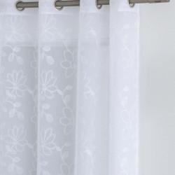 cortina fundeco marina blanco