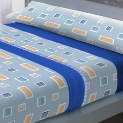 Juego de sábanas sedalina Textil As Burgas