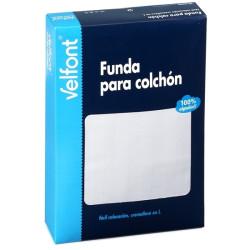 Funda colchón Velfont Rizo Elástico