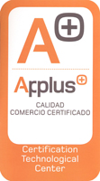 sello calidad comercio certificado