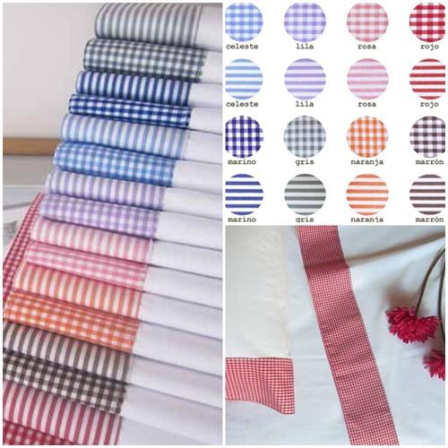 Ribete sabanas largo especial Textil Bages